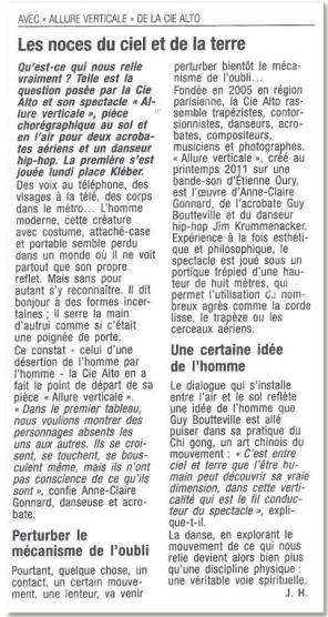 Dernières Nouvelles d'Alsace 2011